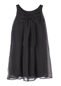 Isobella & Chloe MaryAnne Dress - Black - Bloom Kids Collection - Isobella & Chloe