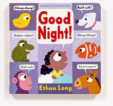 Good Night! by Ethan Long - Bloom Kids Collection - Hatchette Book Group