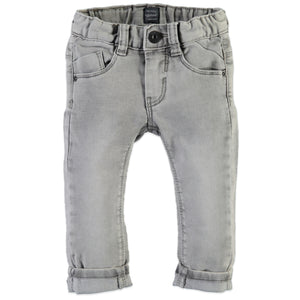 Babyface Boys Jogg Jeans - Light Grey Denim - Bloom Kids Collection - Babyface