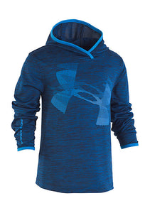 Under Armour Logo Twist Hoody - Academy - Bloom Kids Collection - Under Armour