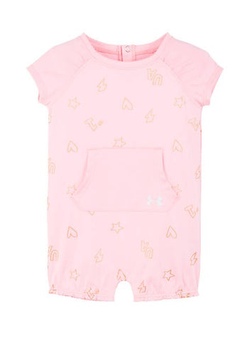 Under Armour #1 Coverall - Pop Pink - Bloom Kids Collection - Under Armour
