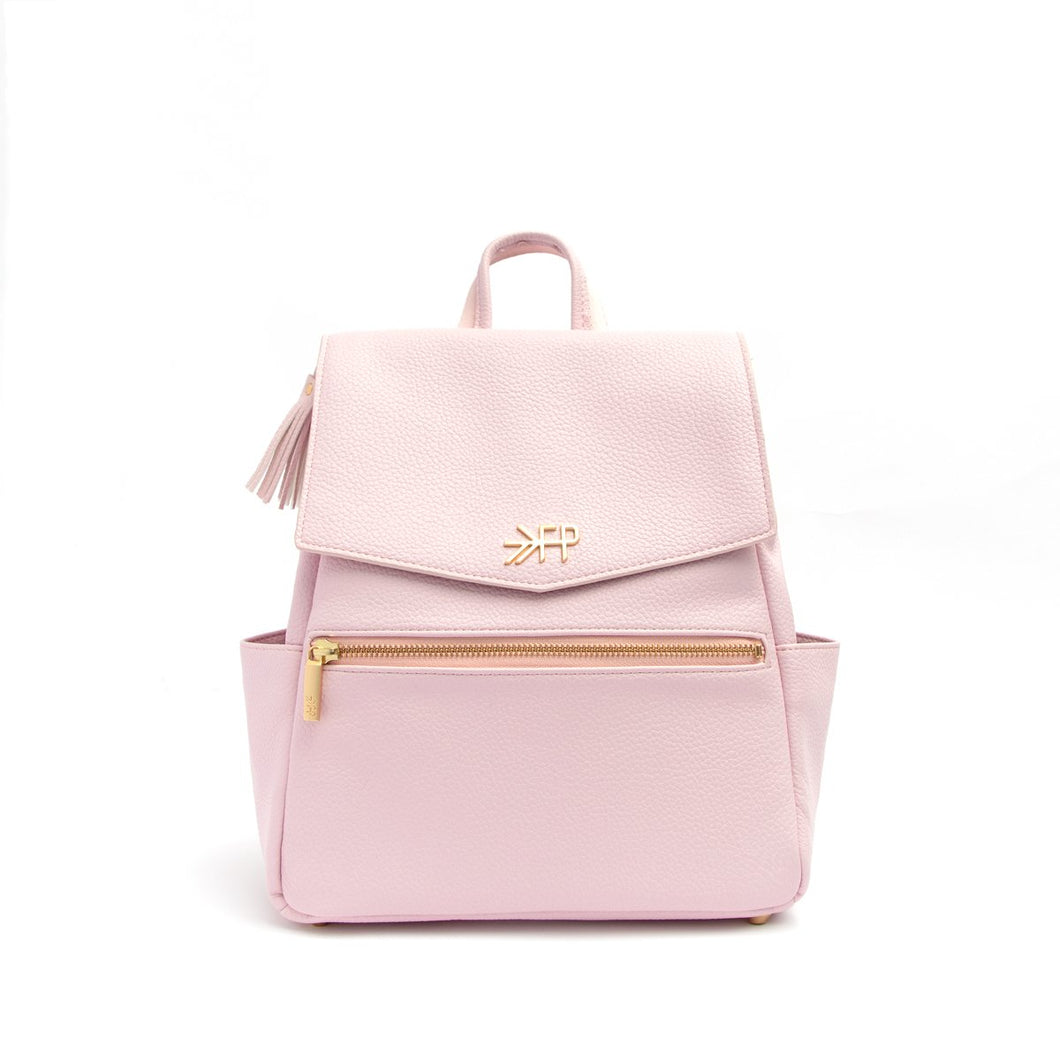 Freshly Picked Mini Classic Bag - Blush - Bloom Kids Collection - Freshly Picked