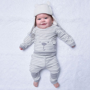 Kapital K Trapper Bear Hat - Bloom Kids Collection - Kapital K