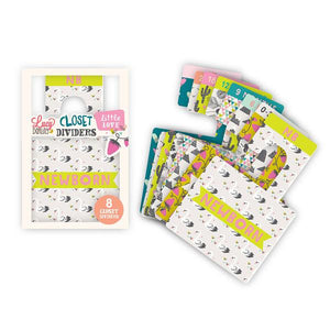 Lucy Darling Little Love Closet Dividers - Bloom Kids Collection - Lucy Darling