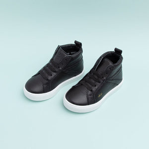 Freshly Picked High Top - Ebony - Bloom Kids Collection - Freshly Picked