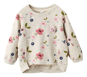 Floral Long Sleeve Top - Bloom Kids Collection - Bloom Kids Collection