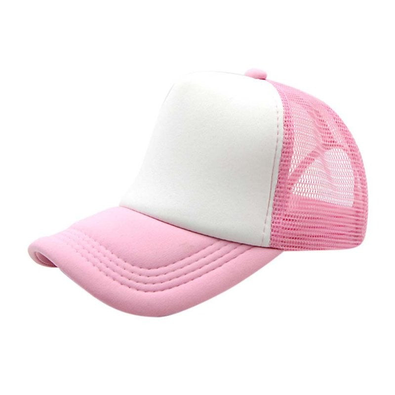 Trucker Hat - Light Pink - Bloom Kids Collection - Bloom Kids Collection