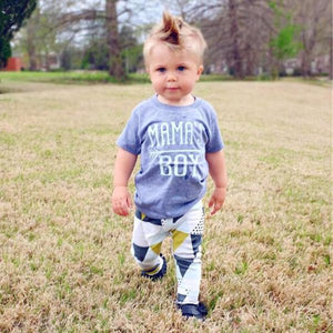 Mama's Boy 2 Piece Set - Bloom Kids Collection - Bloom Kids Collection
