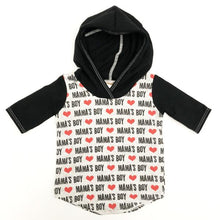 Made by Molly T-Shirt Hoodie - Mama's Boy