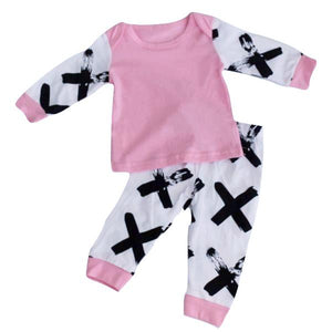 X 2 Piece Set - Pink - Bloom Kids Collection - Bloom Kids Collection