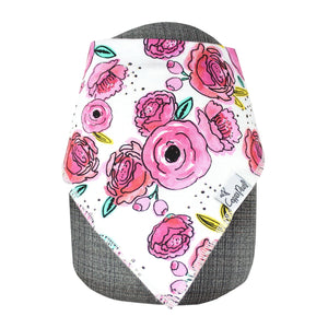 Copper Pearl Baby Bandana Bibs - Bloom - Bloom Kids Collection - Copper Pearl