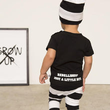 Lucky No.7 No! Tee - Bloom Kids Collection - Luck No.7
