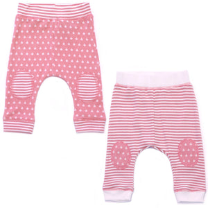 Kapital K Pant - Pink Stars and Stripe - Bloom Kids Collection - Kapital K
