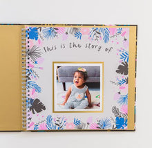 Lucy Darling Special Edition: Golden Blossom Memory Book - Bloom Kids Collection - Lucy Darling
