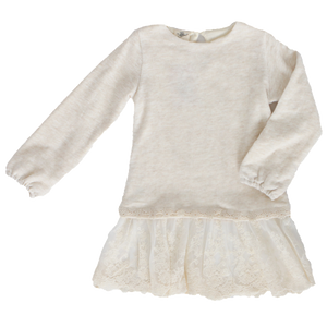 ML Kids Lace Hem Sweater - Bloom Kids Collection - ML Kids