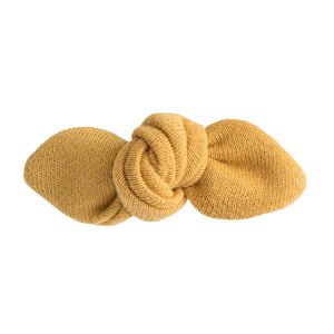 Lulu + Roo Knotted Bow - Marigold - Bloom Kids Collection - Lulu + Roo