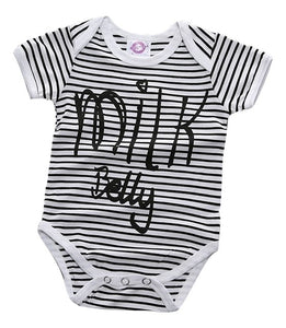Milk Belly Onsie - Bloom Kids Collection - Bloom Kids Collection