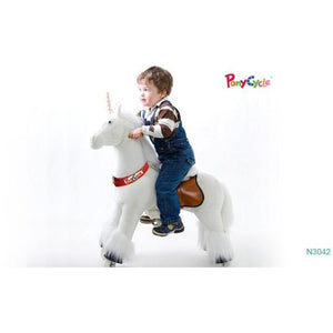Ponycycle Ride On Unicorn - Bloom Kids Collection - PonyCycle