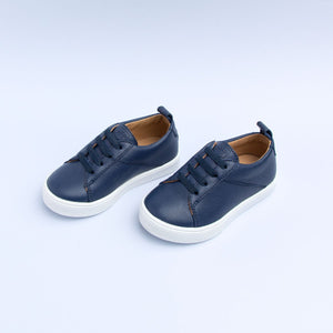 Freshly Picked Classic Lace Up - Navy - Bloom Kids Collection - Freshly Picked