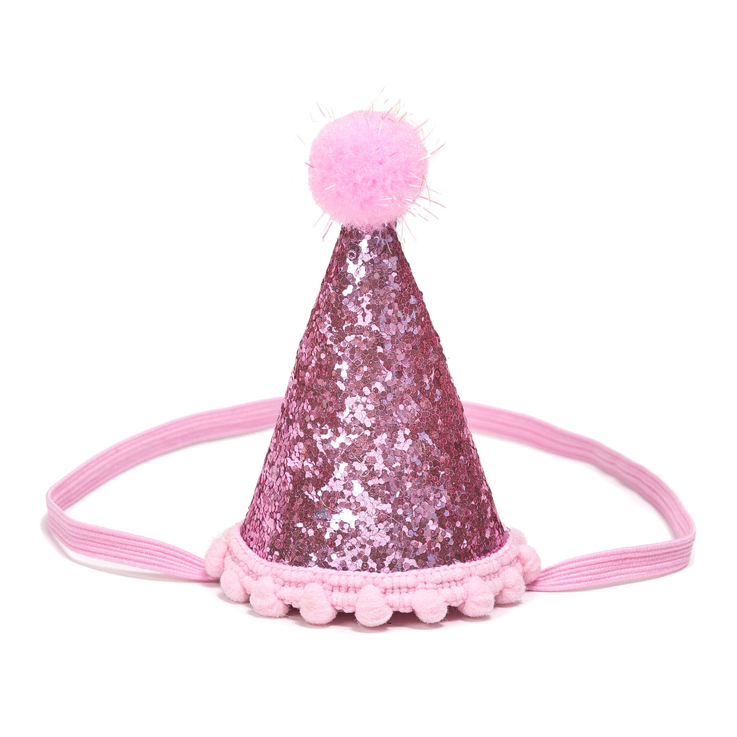 Sweet Wink Pink Party Hat - Bloom Kids Collection - Sweet Wink