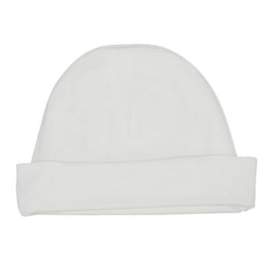 Posh Peanut Infant Beanie - Off White