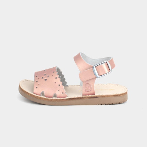 Freshly Picked Rose Gold Laguna Sandal - Bloom Kids Collection - Freshly Picked