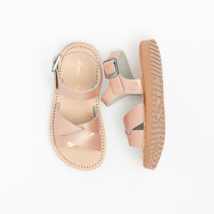 Freshly Picked Rose Gold Saybrook Sandal - Bloom Kids Collection - Freshly Picked