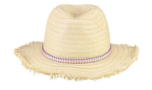 Snapper Rock Boho Straw Hat - Bloom Kids Collection - Snapper Rock