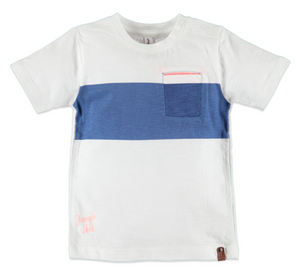 Babyface Color Block Tee - Bloom Kids Collection - Babyface