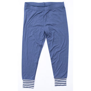 Moon + Beck Signature Pant - Navy - Bloom Kids Collection - Moon + Beck