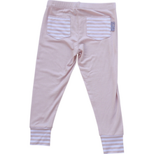 Moon + Beck Signature Pant - Blush - Bloom Kids Collection - Moon + Beck