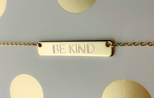 BE KIND Necklace - Bloom Kids Collection - Some 1 Like You