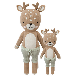 "Cuddle + Kind - Elliot the Fawn (13"") - Bloom Kids Collection - Cuddle + Kind"