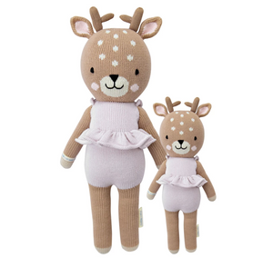 "Cuddle + Kind - Violet the Fawn (13"") - Bloom Kids Collection - Cuddle + Kind"