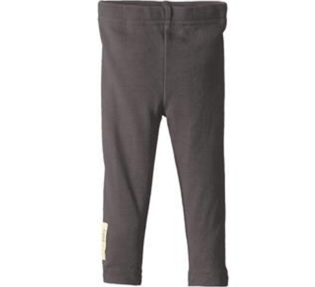 L'ovedbaby Organic Leggings - Gray - Bloom Kids Collection - L'ovedbaby