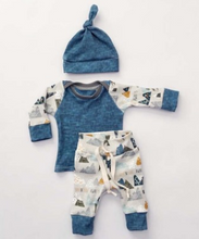 Adventure Awaits Jogger Set - Bloom Kids Collection - Bloom Kids Collection