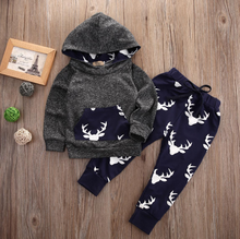 Antler 2 Piece Set - Bloom Kids Collection - Bloom Kids Collection