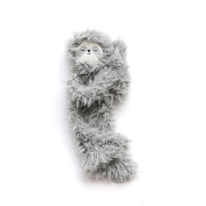 Slumberkins Slumber Sloth Snuggler - Ultra Plush - Grey - Bloom Kids Collection - Slumberkins