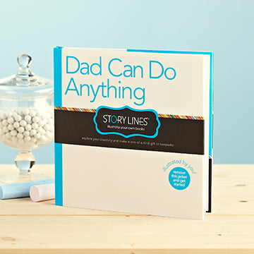 Story Lines - Dad Can Do Anything - Bloom Kids Collection - Compendium, Inc.