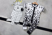 Lucky No.7 Geo Onepiece - Bloom Kids Collection - Luck No.7