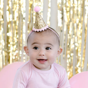 Sweet Wink Gold Party Hat - Bloom Kids Collection - Sweet Wink