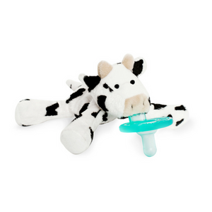 WubbaNub Cow - Bloom Kids Collection - WubbaNub