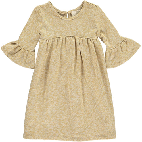 Vignette Paige Dress - Honeycomb - Bloom Kids Collection - Vignette