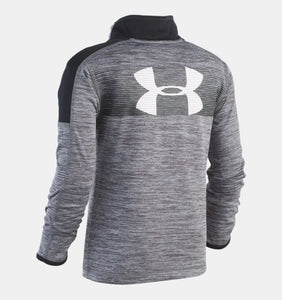 Under Armour Standout 1/4 Zip - Charcoal - Bloom Kids Collection - Under Armour