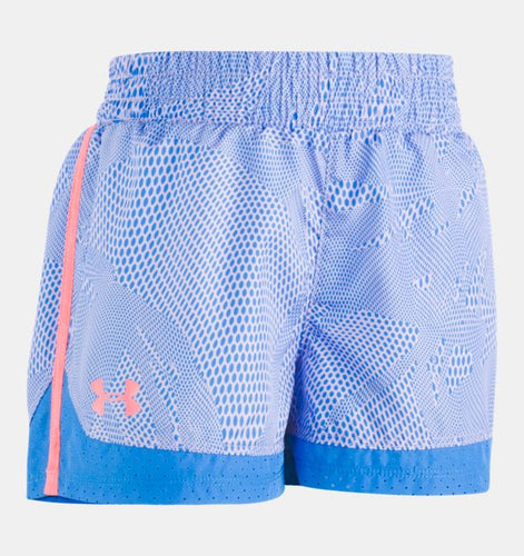 Under Armour Balestra Short - Purple Ace