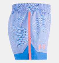 Under Armour Balestra Short - Purple Ace - Bloom Kids Collection - Under Armour