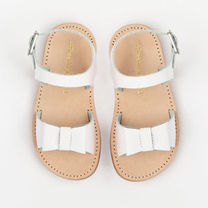 Freshly Picked White Patent Bayview Sandal - Bloom Kids Collection - Freshly Picked