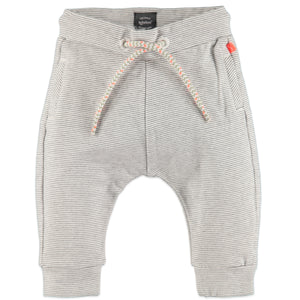 Babyface Baby Boys Sweatpants - Off White - Bloom Kids Collection - Babyface