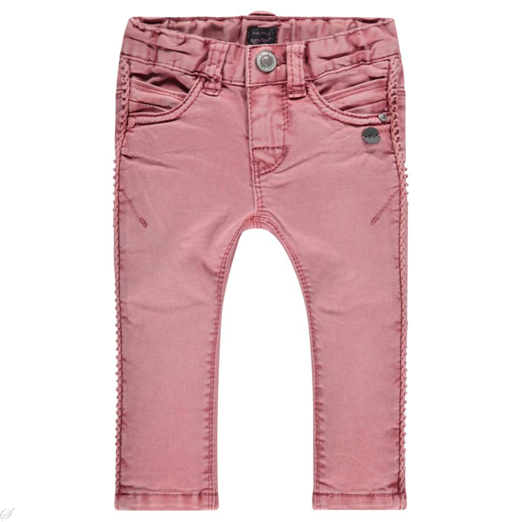 Babyface Girls Slim Fit Pant - Pink Ruby - Bloom Kids Collection - Babyface