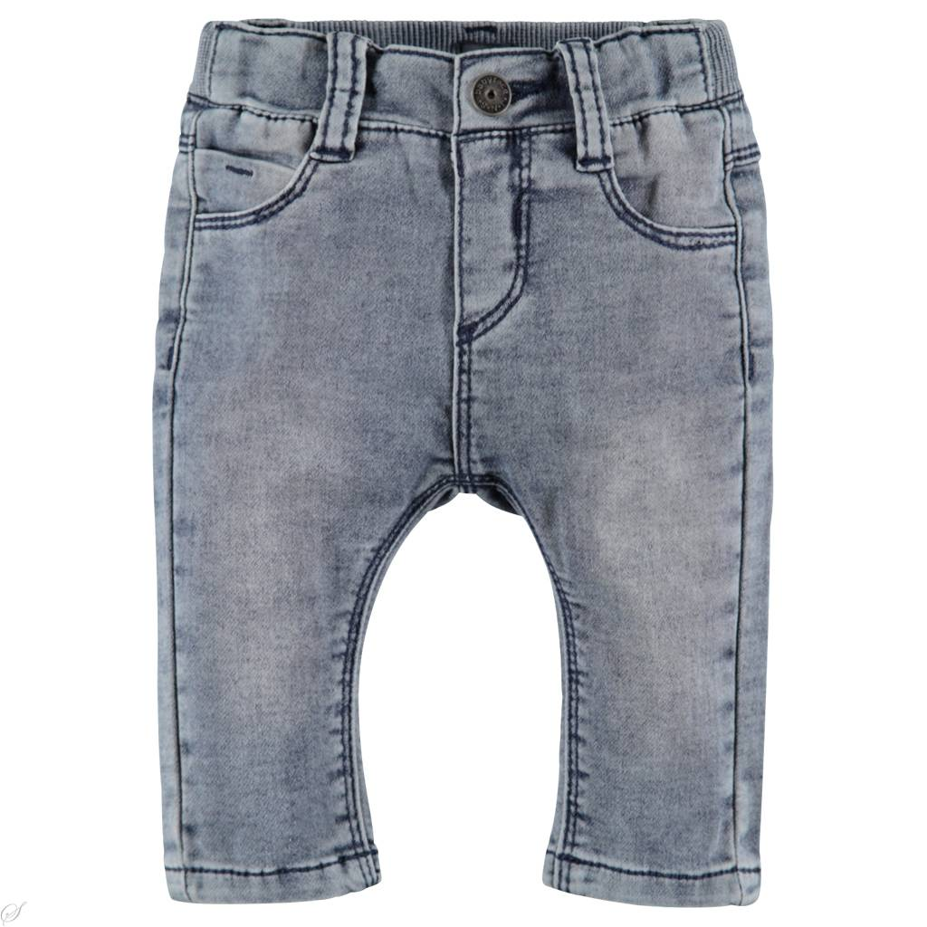 Babyface Baby Boy Jogg Jeans - Blue Denim - Bloom Kids Collection - Babyface